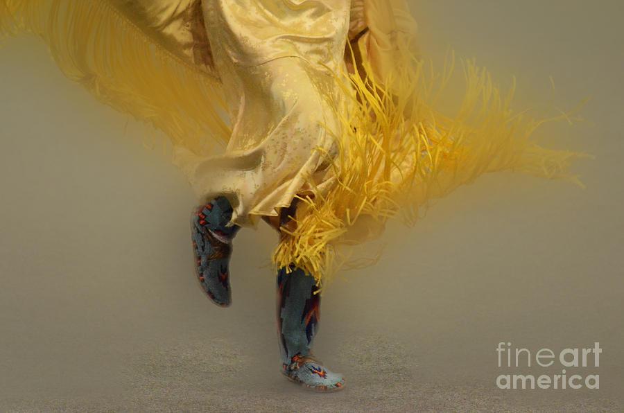 Shawl Dancer 9 Photograph