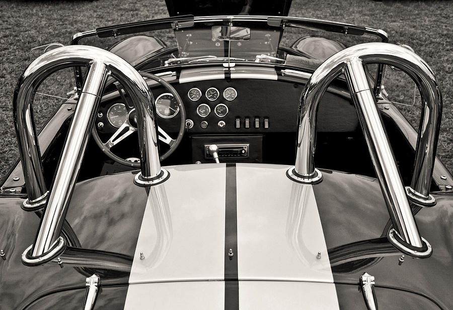 Shelby Cobra Photograph