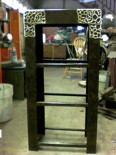 Shelves For Vanity Set Sculpture