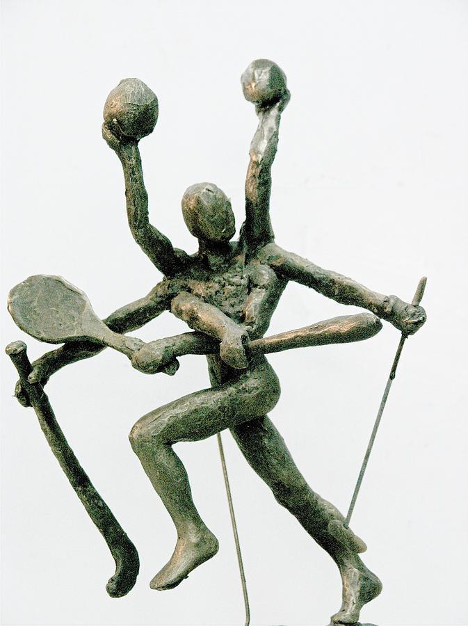 Sheva Sports Sculpture