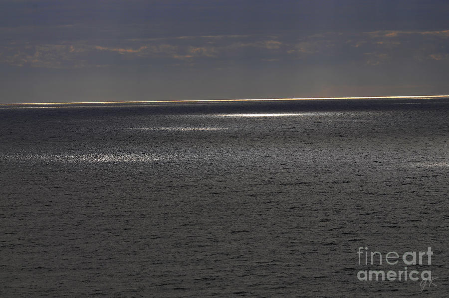 Shimmer Of Light Photograph  - Shimmer Of Light Fine Art Print