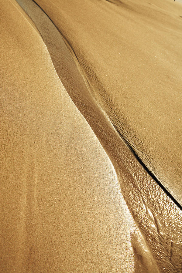 Shimmering Sand Photograph