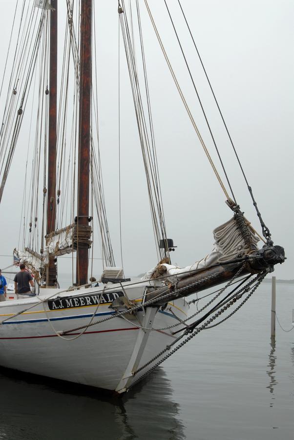 Ship 21 Photograph