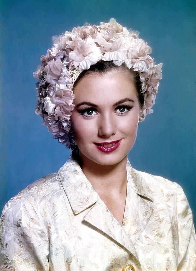 Shirley Jones, C. 1950s Photograph