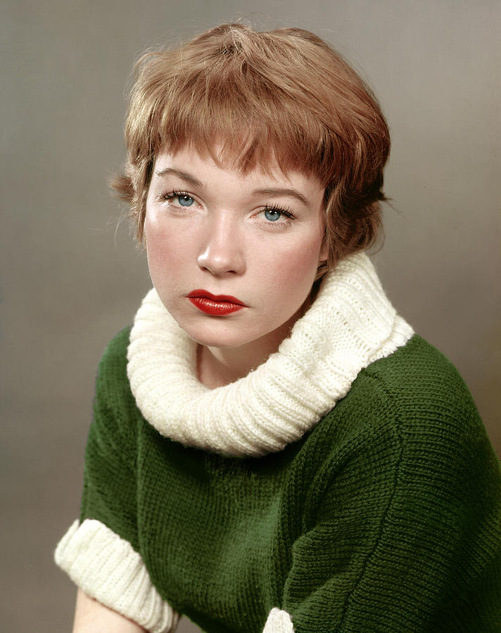 Shirley Maclaine, Late 1950s Photograph