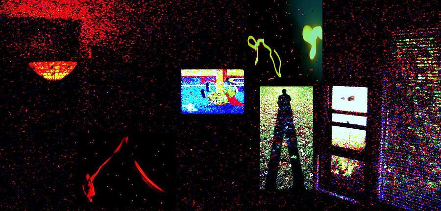 Shock Feet Forward Digital Art