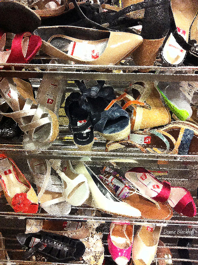Shoe Sale Photograph