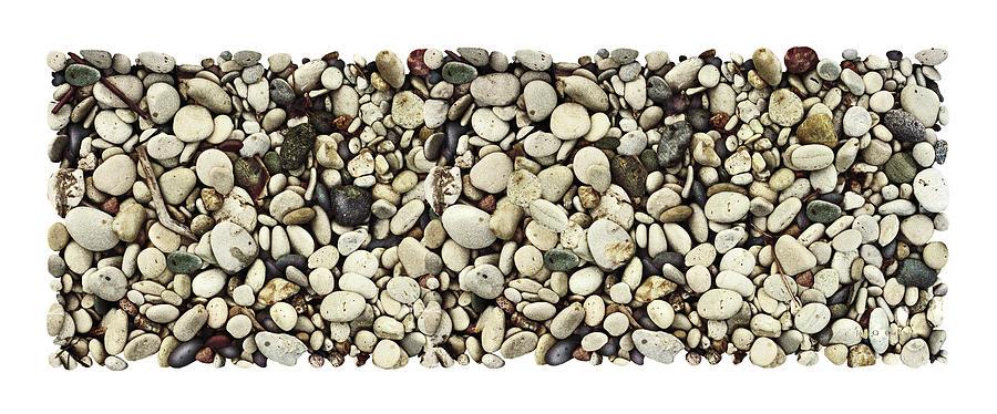 Shore Stones 3 Painting