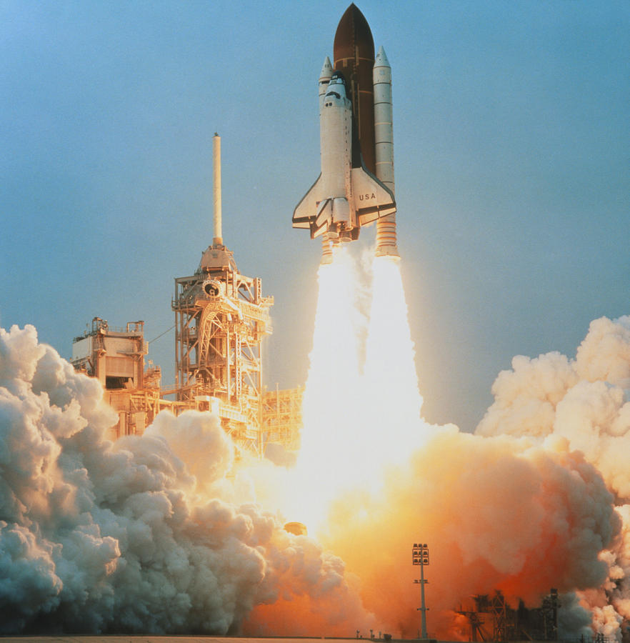 Image result for sts-75 launch