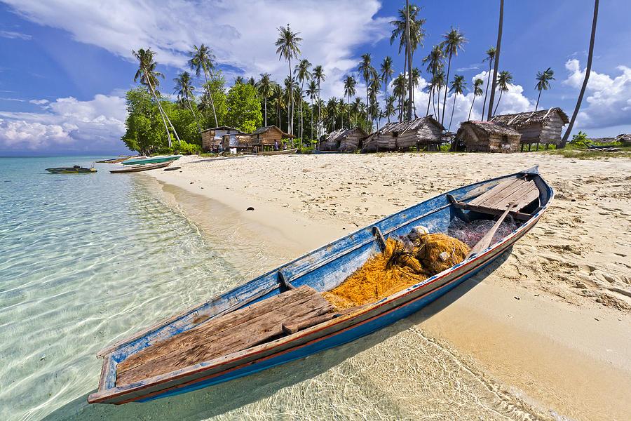 Sibuan Island Photograph