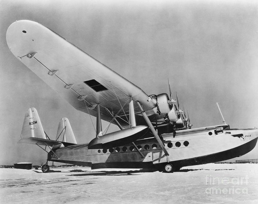 Sikorsky S-42 Photograph