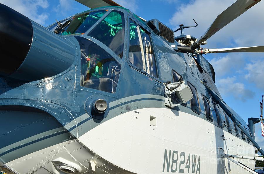 Sikorsky S-61n Photograph