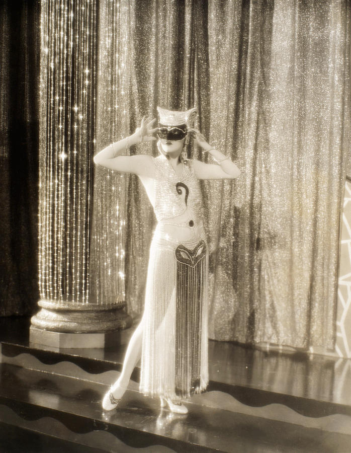 Silent Film Still, 1926 Photograph  - Silent Film Still, 1926 Fine Art Print