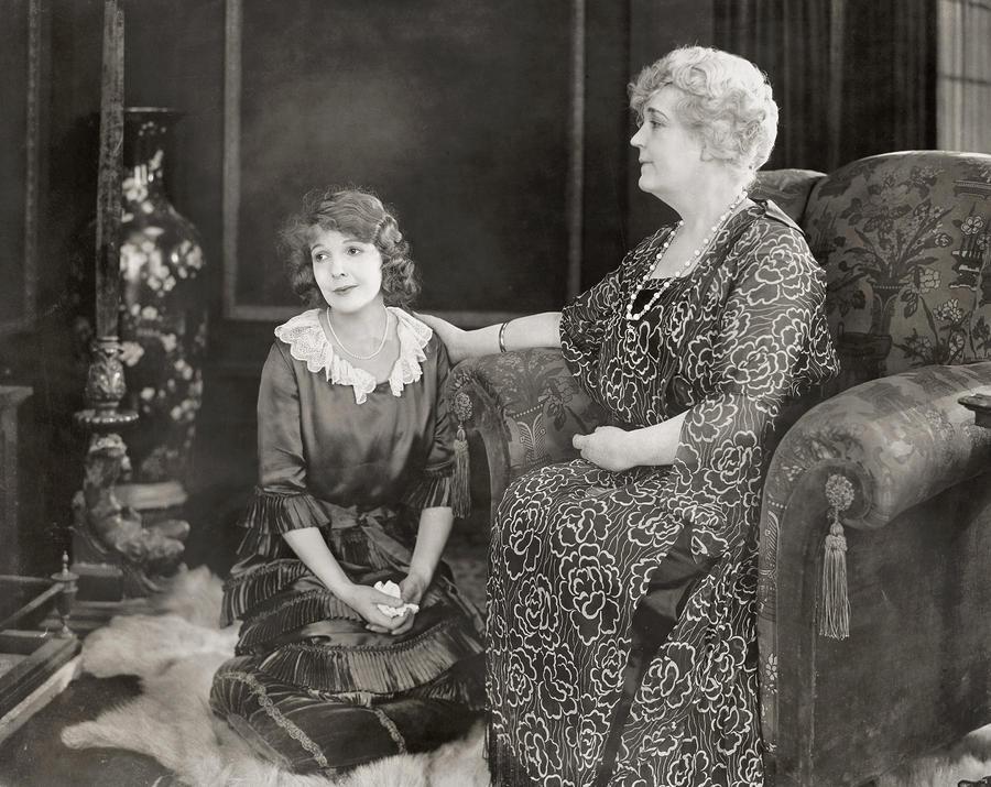 Silent Film Still: Women Photograph