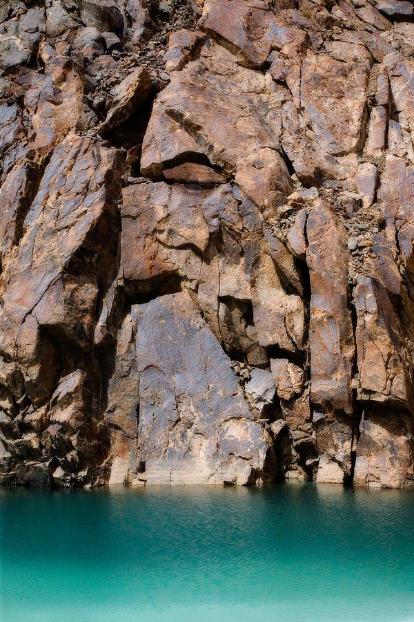 Silent Rocks Photograph