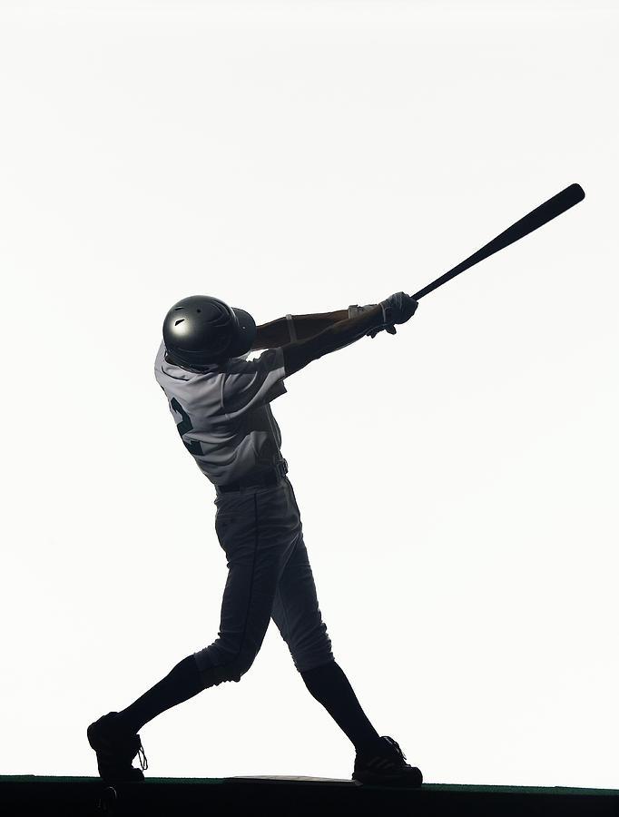 Very baseball batta batter dance hair swinging