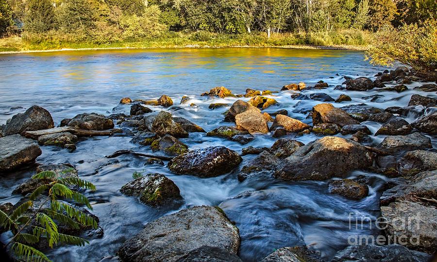 Silk Water Photograph