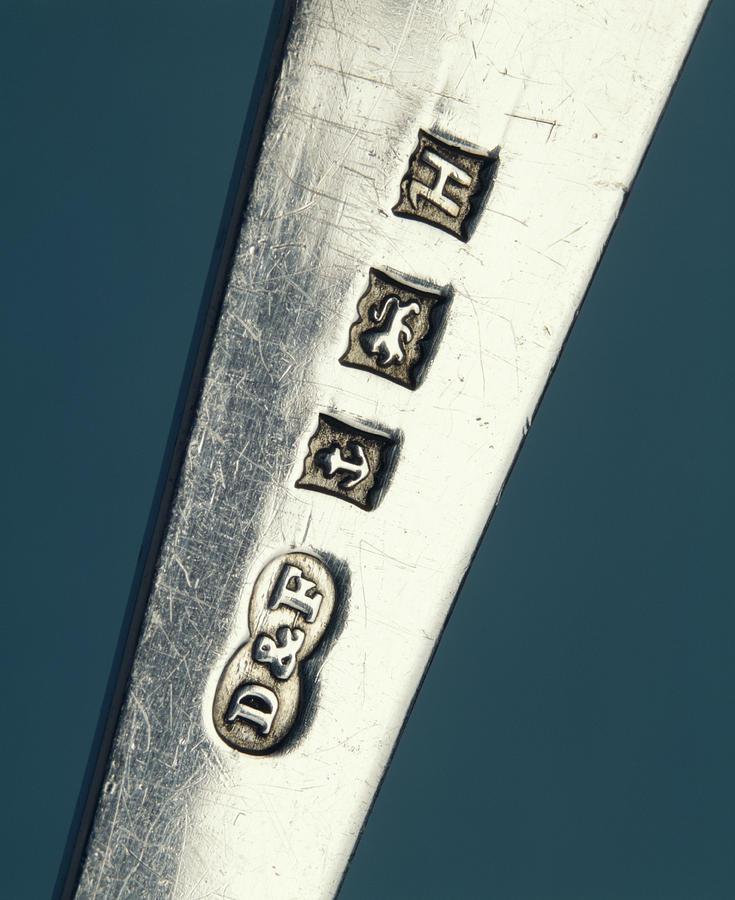 Silver Hallmark Photograph