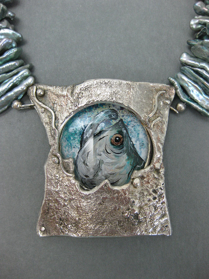 Silver King Necklace Jewelry
