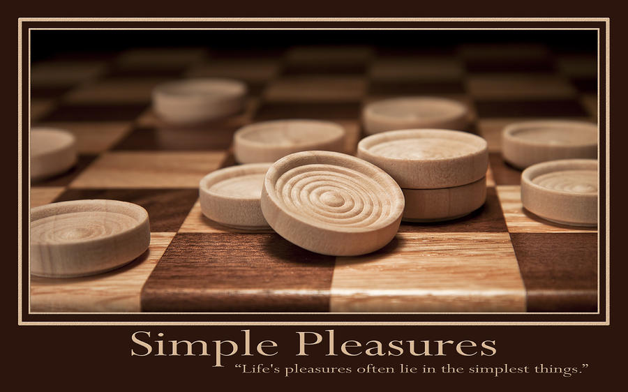 Simple Pleasures Poster Photograph  - Simple Pleasures Poster Fine Art Print