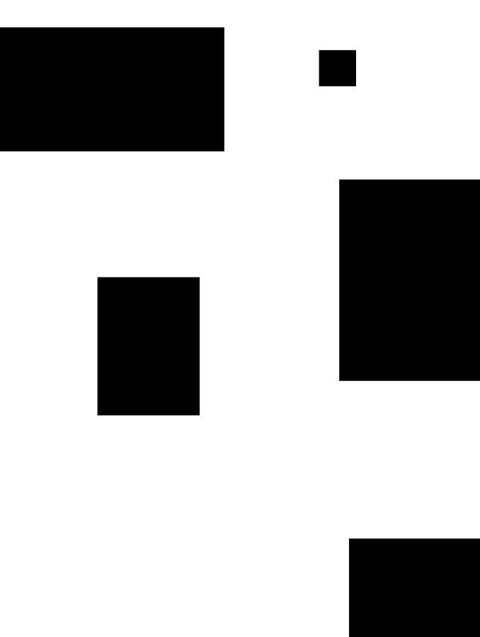 Simply Black Blocks Sbb Digital Art