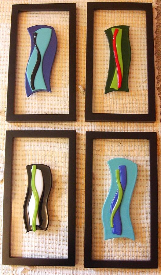 Simply Simple  Glass Art