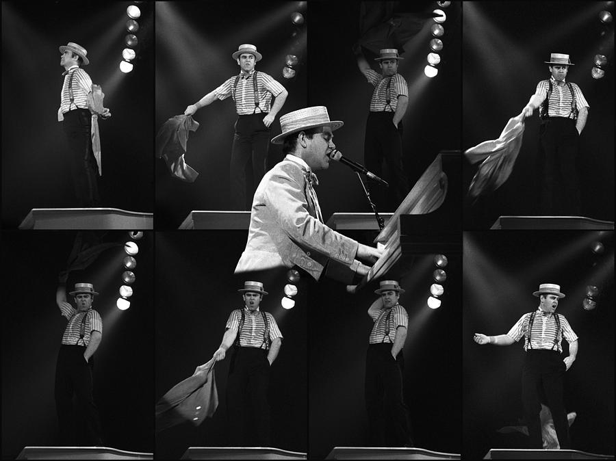 Elton John Photograph - Sir Elton John 9 by Dragan Kudjerski