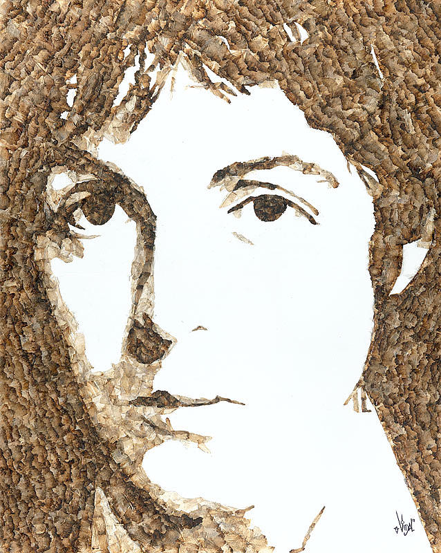 Sir Paul Roach Mixed Media