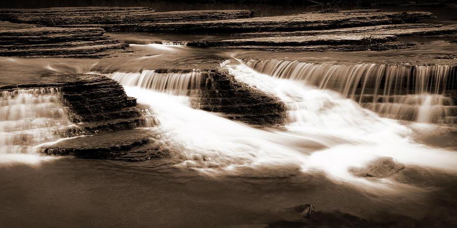 Six Finger Falls Photograph