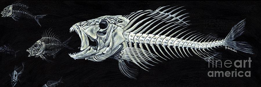 Skeletail Painting