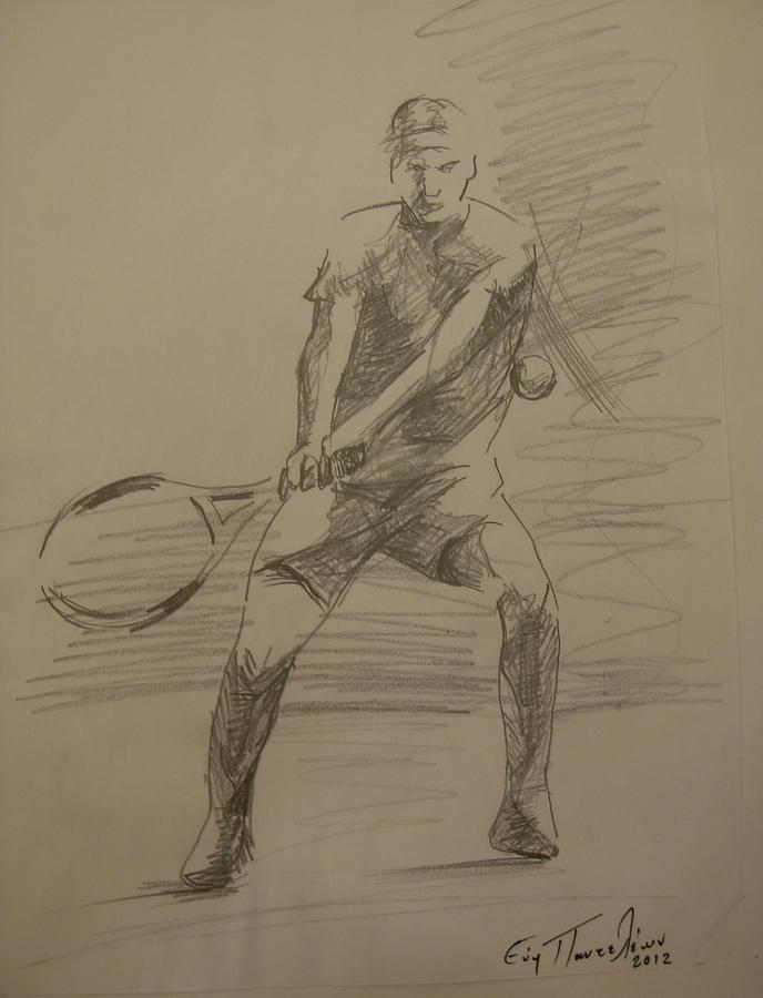 Sketch 7 Drawing