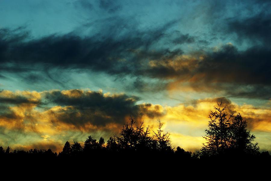 Sky Attitude Photograph