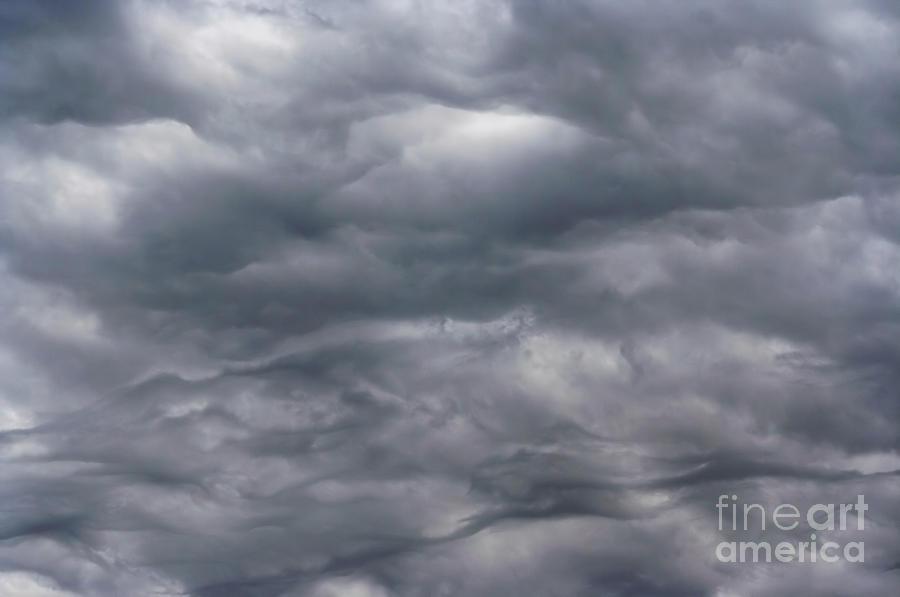 Sky Before Rain Photograph