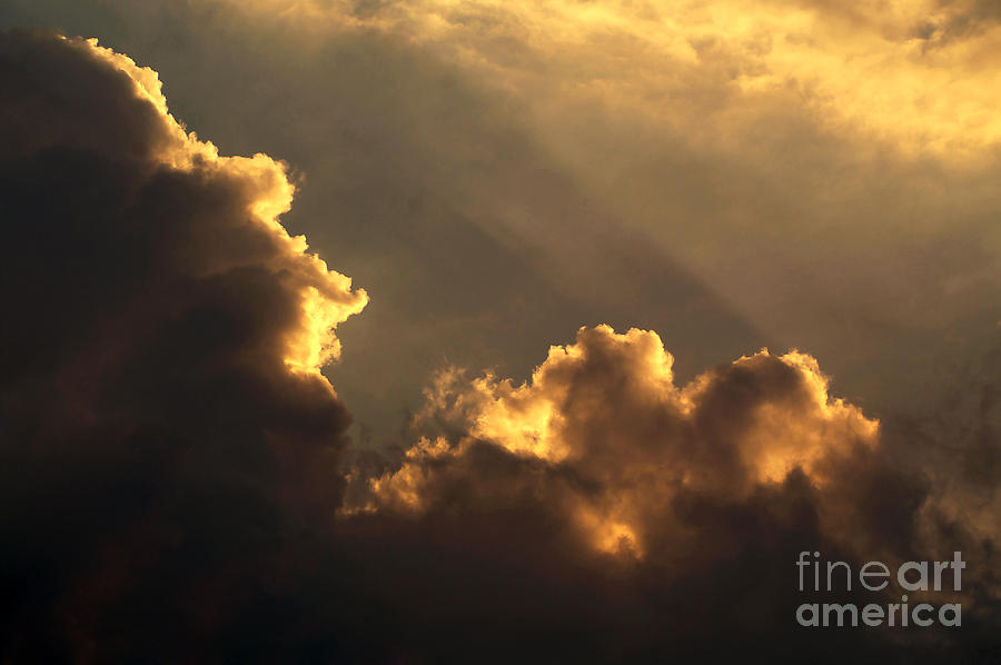 Nature Photograph - Sky by Odon Czintos
