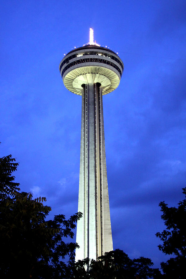 Skylon Tower Photograph by Judy Ollila