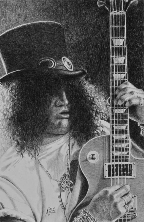 Slash Drawing