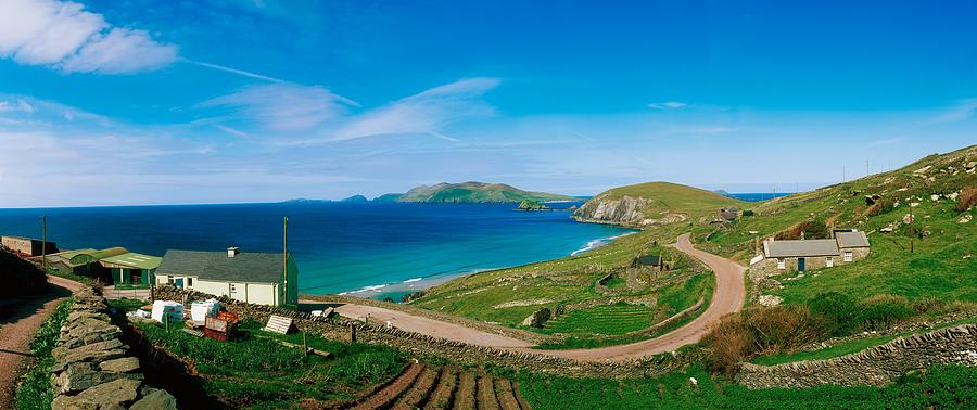 Slea Head & Blasket Islands, Dingle Photograph