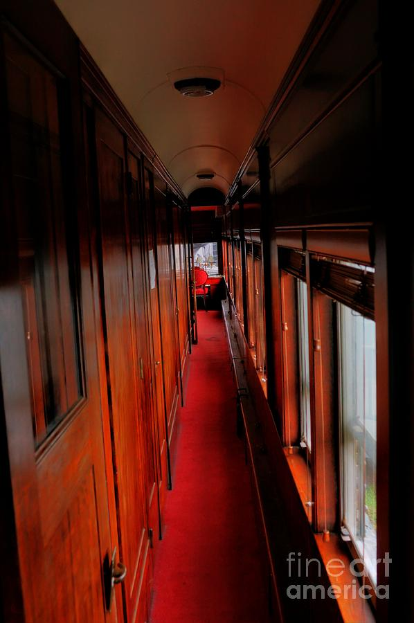 Sleeper Car Photograph  - Sleeper Car Fine Art Print