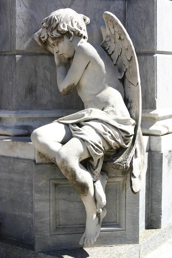 Sleeping Angel Photograph