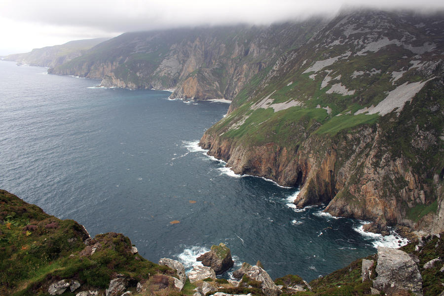 Slieve League Cliffs Photograph