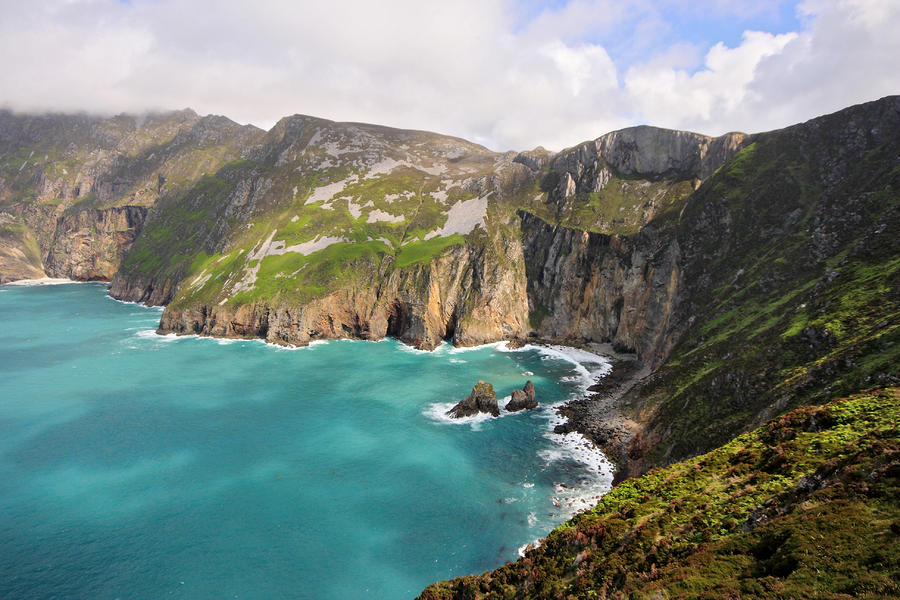 Slieve League Donegal Ireland Photograph