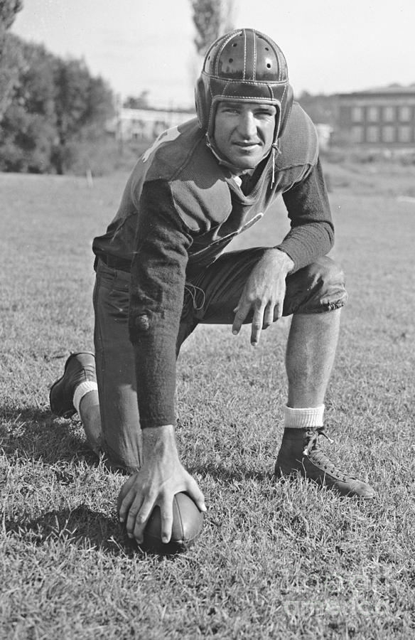 Slingin Sammy Baugh 1937 Photograph  - Slingin Sammy Baugh 1937 Fine Art Print