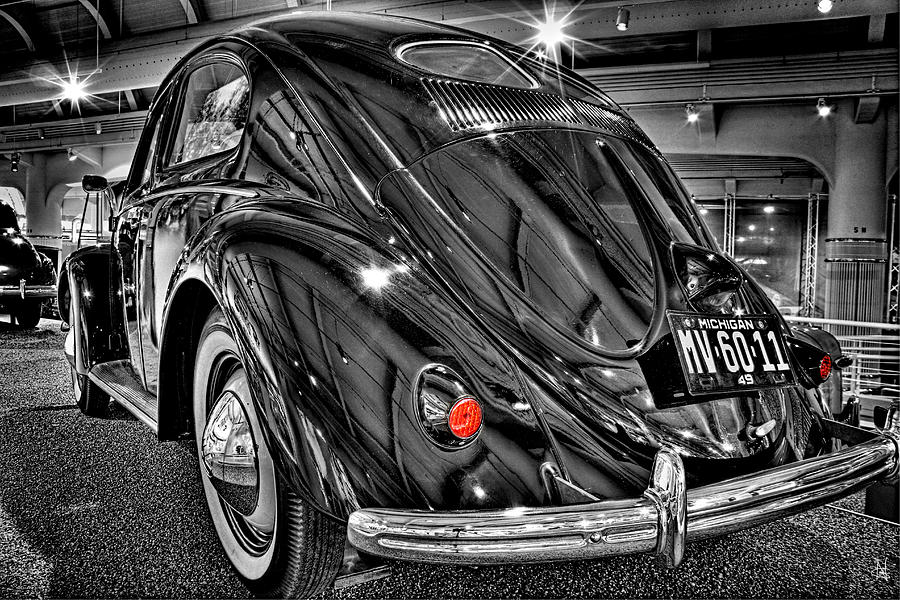 Slug Bug Photograph  - Slug Bug Fine Art Print