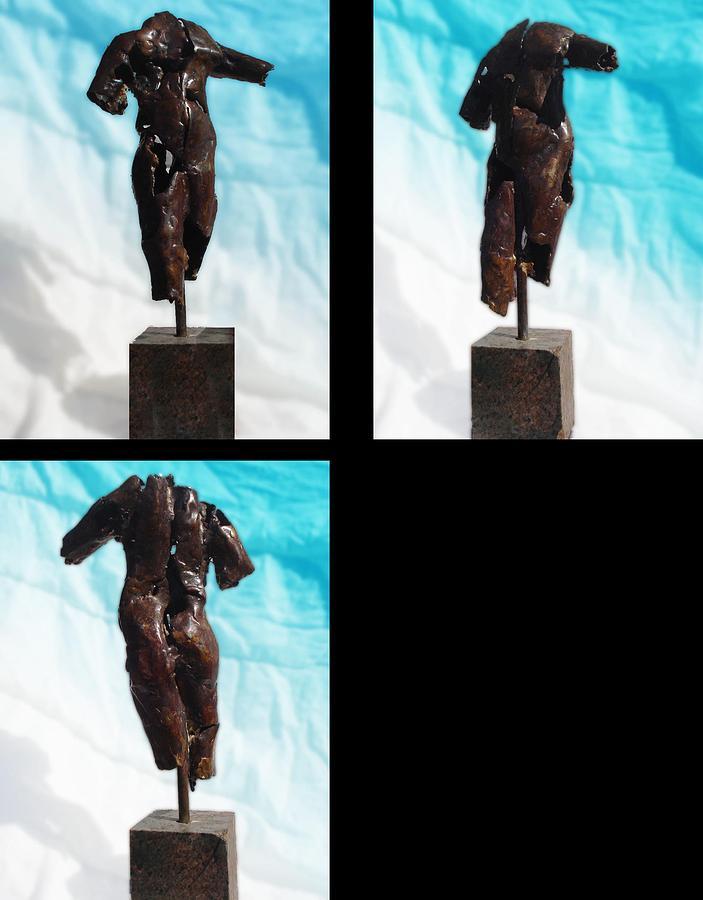 Sm. Torso Study Sculpture