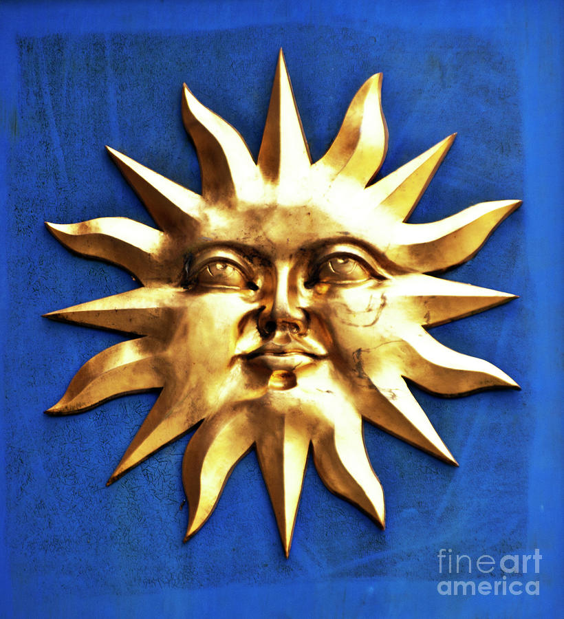Smiling Sunshine Photograph  - Smiling Sunshine Fine Art Print