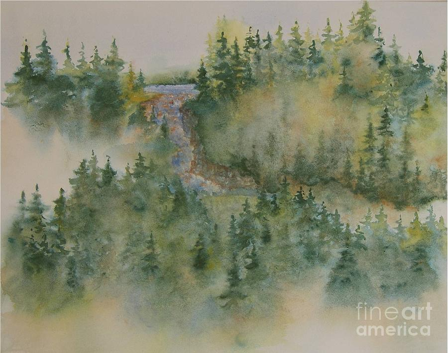 Smokey Mountain Memories 3 Painting