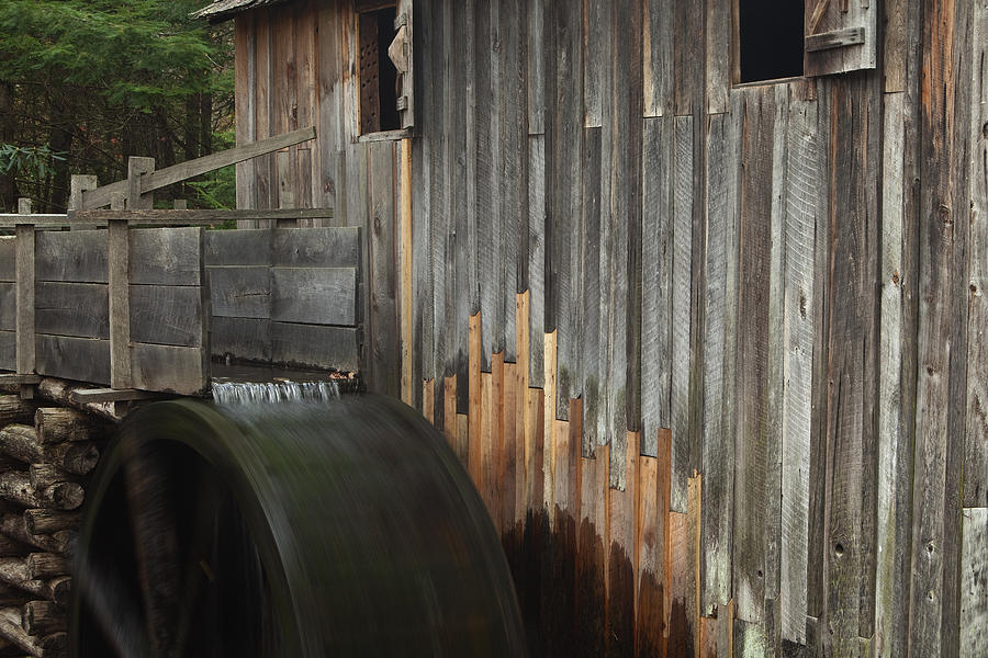 Smokies Mill Photograph