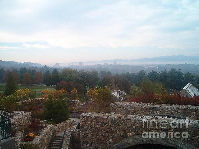 Smoky Mountain Overlook Photograph