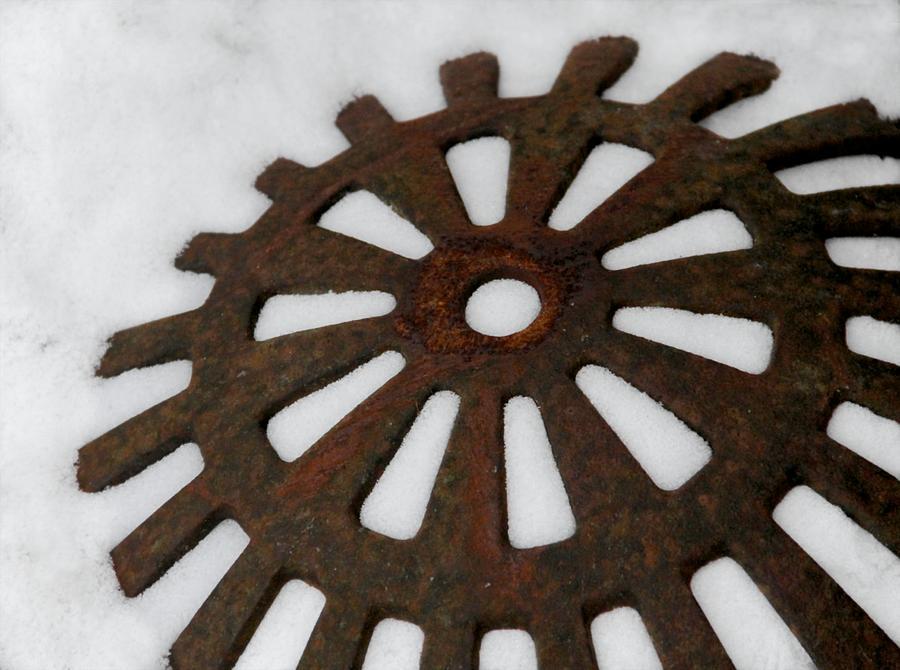 Snowflake Photograph