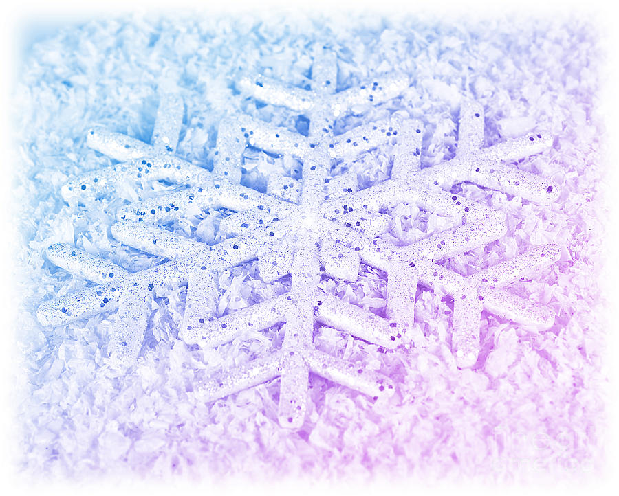 Winter Background Images Snowflake winter background